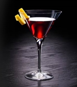 Cocktail French Manhattan - Cocktail à base de bourbon