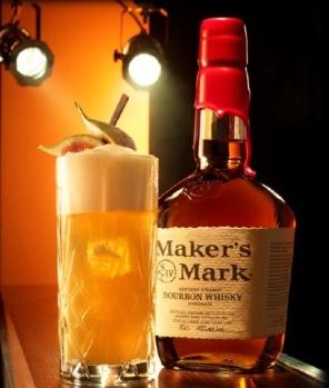 Cocktail Star Hill Cinnamon à base de Straight Bourbon