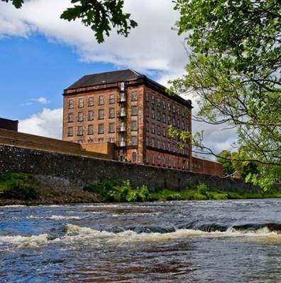 Distillerie Deanston - Highlands du Sud en Ecosse
