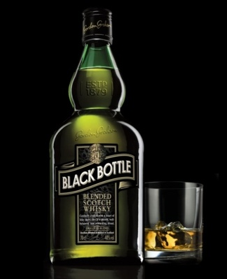 Whisky Black Bottle - Whisky Blend - Isle d'Islay