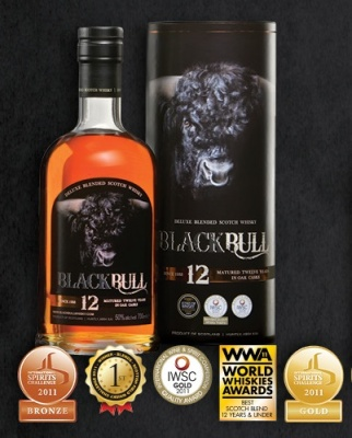 Whisky Black Bull 12 ans