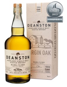 whisky-deanston-virgin-oak-médaille-argent