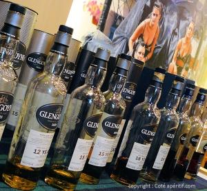 Degustation-verticale-Glengoyne-whisky