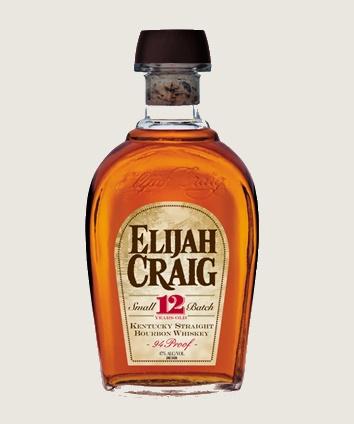 Bourbon Elijah Craig 12 ans
